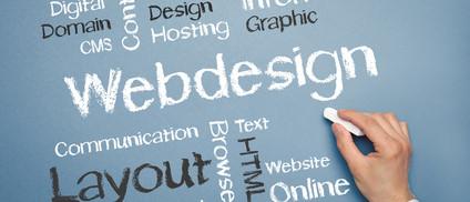 Webdesign und Layout